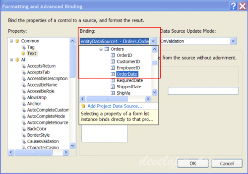 DevForce WinForms Databinders v4.2.2
