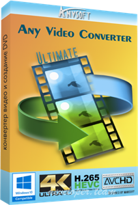 Any Video Converter Professional / Ultimate 6.2.6