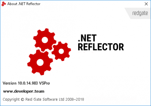 Red Gate .NET Reflector 10.0.14.983 VSPro
