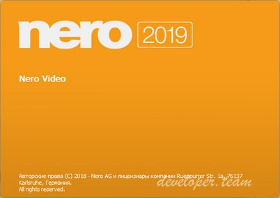 Nero Video 2019 v20.0.2014 Multilingual