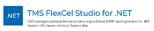TMS FlexCell 6.18.5.0 for .NET