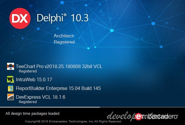 DevExpress VCL 18.2.1 Full Source with DxAutoInstaller for Delphi 7-Delphi 10.3 Rio