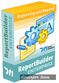 ReportBuilder 19.03 Enterprise for Delphi Rio