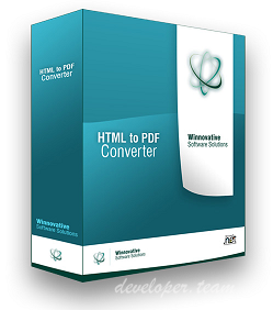 Winnovative HTML to PDF Converter for .NET 15.0