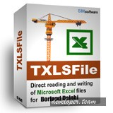 TXLSFile 4.1 for Delphi Seattle, Berlin, Tokyo & Rio Full Source