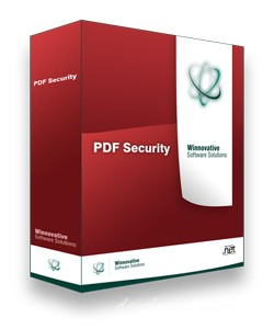 Winnovative PDF Security Library for .NET 7.1 Retail