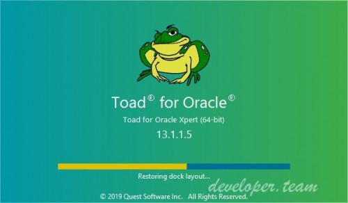 Toad for Oracle 13.1.1.5 Xpert Edition