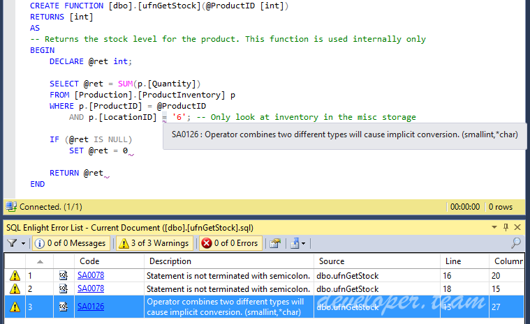 SQL Enlight for SSMS 1.9.9.919